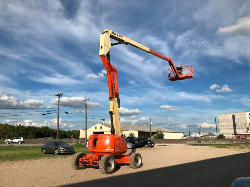 2009 Jlg 600AJ   city TX  North Texas Equipment  in Fort Worth, TX