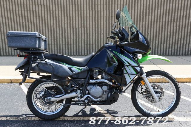 2009 Kawasaki KL650E9F