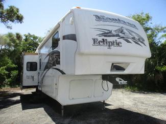 2009 Keystone Montana Ecliptic 3665RE w 4 Slides  city Florida  RV World of Hudson Inc  in Hudson, Florida