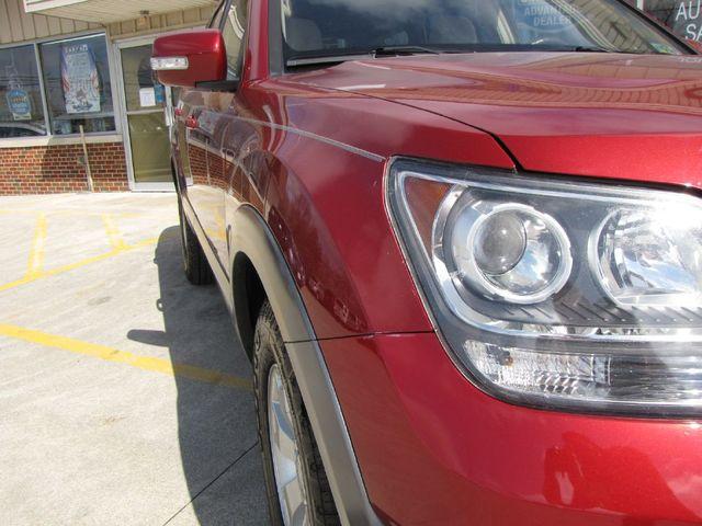 2009 Kia Borrego EX in Medina OHIO, 44256