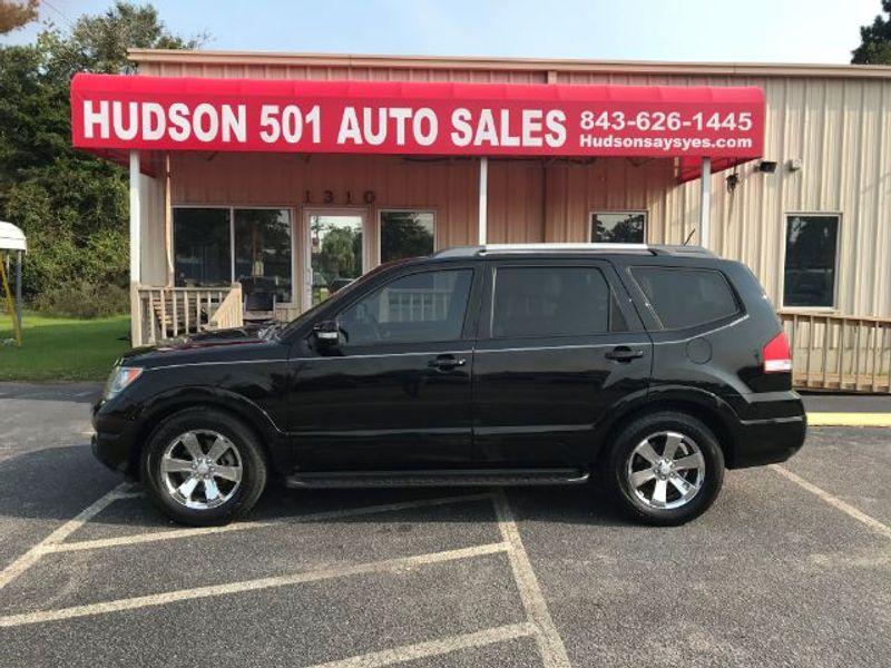 2009 Kia Borrego EX | Myrtle Beach, South Carolina | Hudson Auto Sales in Myrtle Beach South Carolina