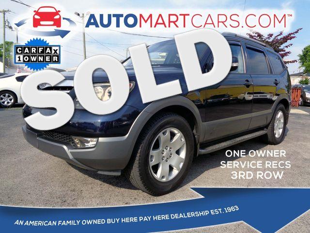 2009 Kia Borrego EX | Nashville, Tennessee | Auto Mart Used Cars Inc. in Nashville Tennessee