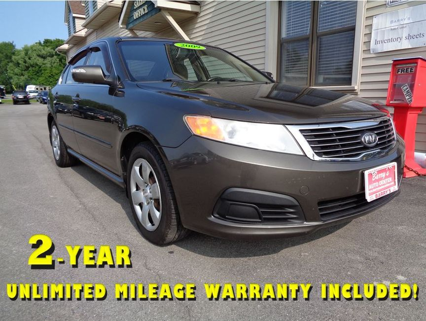 U003c 2009 Kia Optima LX In Brockport NY, ...