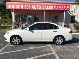 2009 Kia Optima EX | Myrtle Beach, South Carolina | Hudson Auto Sales in Myrtle Beach South Carolina