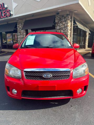 2009 Kia Spectra Spectra5 | Hot Springs, AR | Central Auto Sales in Hot Springs, AR