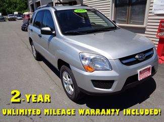 2009 Kia Sportage LX in Brockport NY, 14420