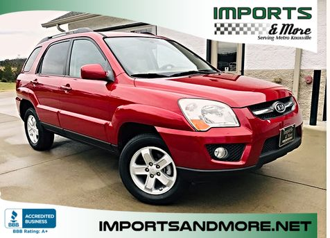 2009 Kia Sportage EX-4WD in Lenoir City, TN