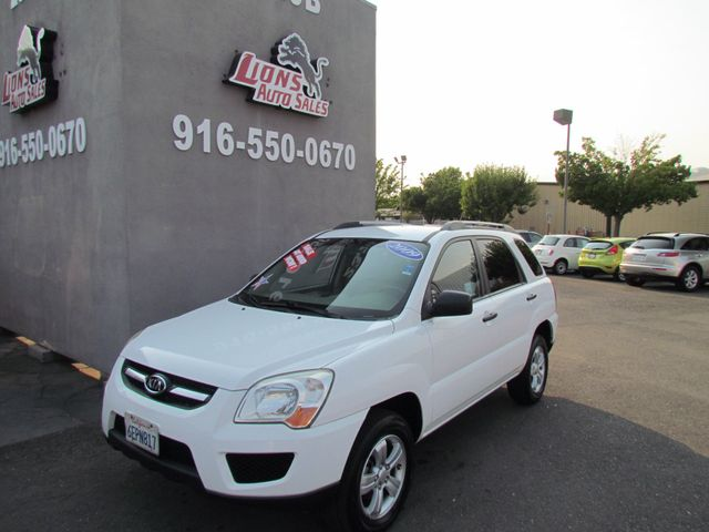 2009 Kia Sportage LX in Sacramento CA, 95825