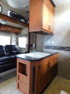 2009 Kz Inferno 4012SL  city Florida  RV World of Hudson Inc  in Hudson, Florida