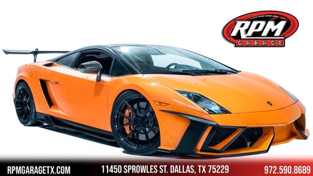 2009 Lamborghini Gallardo LP560-4 with Many Upgrades in Dallas, TX 75229