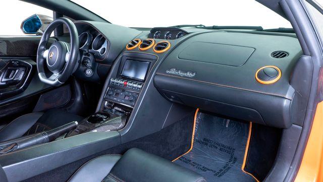 2009 Lamborghini Gallardo LP560-4 with Super Trofeo SVR Body Kit in Dallas, TX 75229