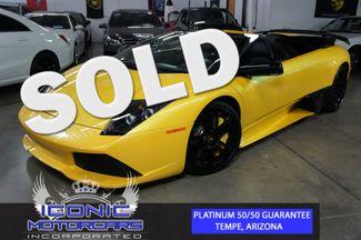 2009 Lamborghini Murcielago LP640 Roadster   Tempe, AZ   ICONIC MOTORCARS, Inc. in Tempe AZ