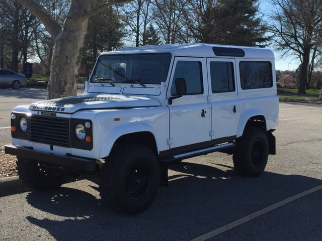1985 Land Rover Defender 110 in Austin, Texas 78726