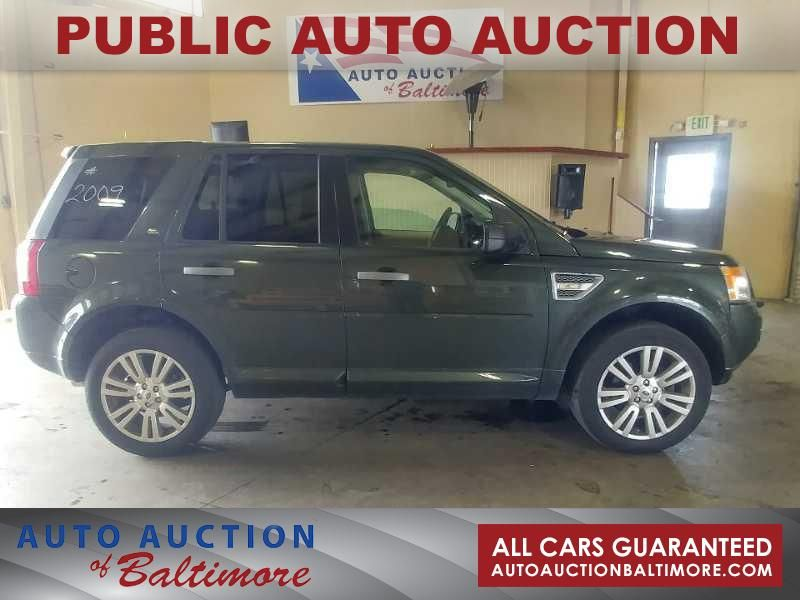 2009 Land Rover LR2 HSE   JOPPA, MD   Auto Auction of Baltimore  in JOPPA MD