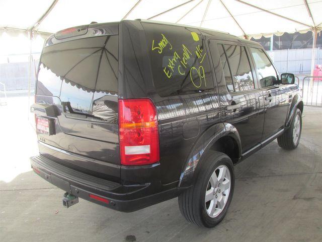 2009 Land Rover LR3 Gardena, California 2
