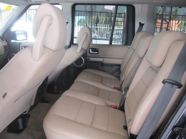 2009 Land Rover LR3 Gardena, California 10