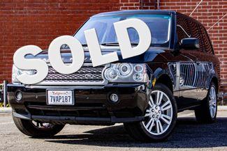 2009 Land Rover Range Rover SC Burbank, CA