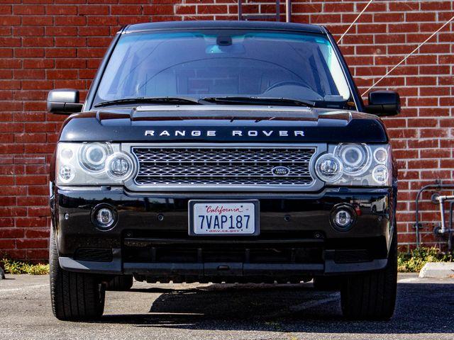 2009 Land Rover Range Rover SC Burbank, CA 2