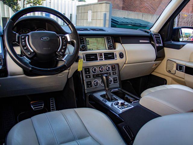 2009 Land Rover Range Rover SC Burbank, CA 9