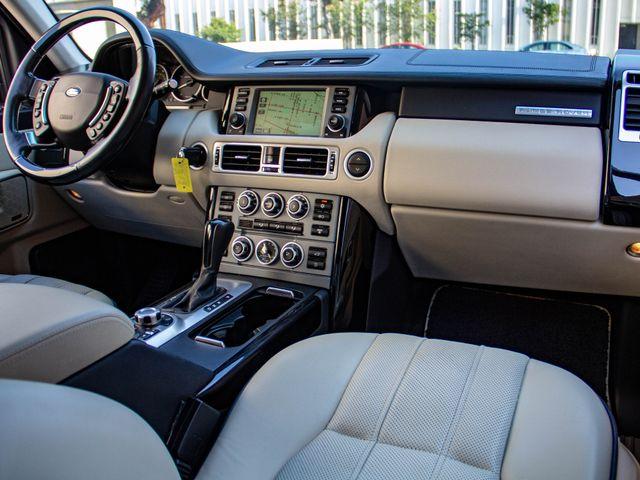 2009 Land Rover Range Rover SC Burbank, CA 10