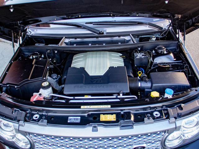2009 Land Rover Range Rover SC Burbank, CA 43