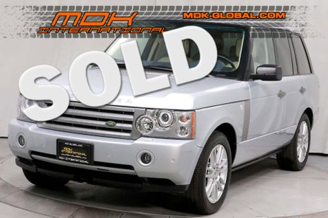 2009 Land Rover Range Rover HSE - Last Year of 4.4L V8 -  in Los Angeles