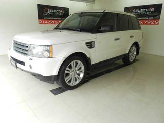 2009 Land Rover Range Rover Sport HSE in Addison TX, 75001