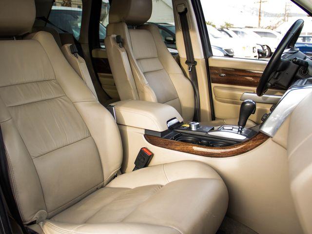 2009 Land Rover Range Rover Sport SC Burbank, CA 13
