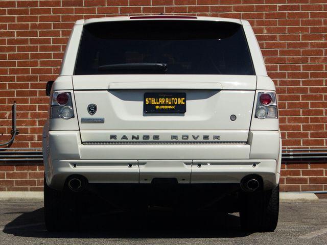 2009 Land Rover Range Rover Sport SC Burbank, CA 3