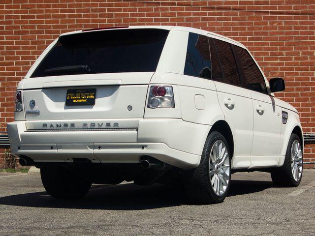 2009 Land Rover Range Rover Sport SC Burbank, CA 4