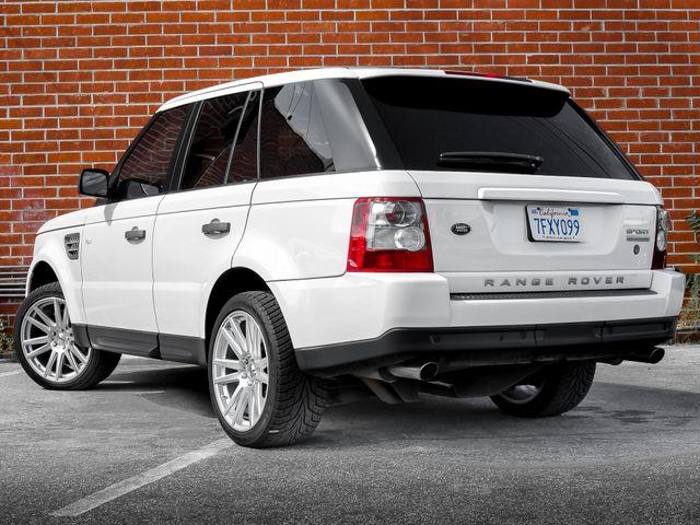 2009 Land Rover Range Rover Sport SC Burbank, CA 7