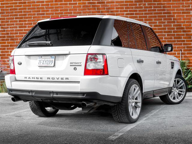 2009 Land Rover Range Rover Sport SC Burbank, CA 6