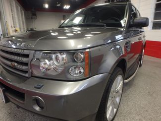 2009 Land Rover Range Rover Sport HSE. TIGHT TRUCK, ROAD READY. Saint Louis Park, MN 13