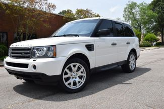2009 Land Rover Range Rover Sport HSE in Memphis Tennessee, 38128