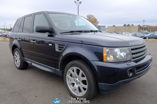 2009 Land Rover Range Rover Sport HSE / REAR DVD in Memphis Tennessee, 38115