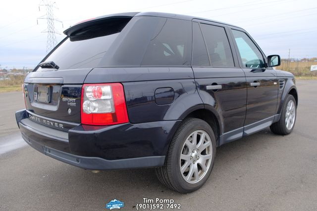 2009 Land Rover Range Rover Sport HSE / REAR DVD in Memphis, Tennessee 38115