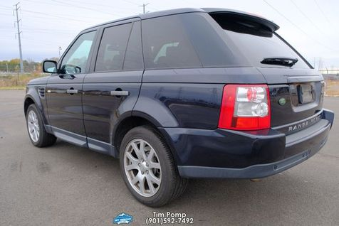 2009 Land Rover Range Rover Sport HSE   Memphis, Tennessee   Tim Pomp - The Auto Broker in Memphis, Tennessee