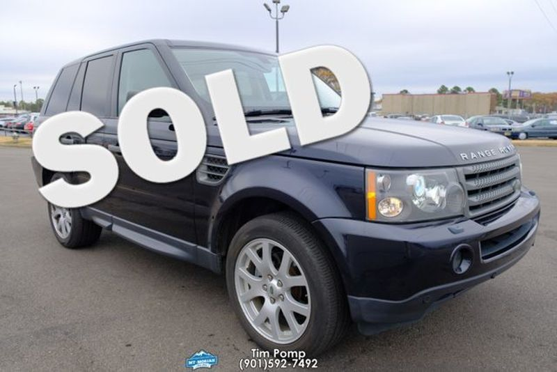 2009 Land Rover Range Rover Sport HSE   Memphis, Tennessee   Tim Pomp - The Auto Broker in Memphis Tennessee