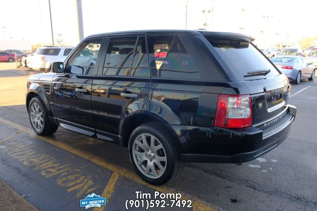 2009 Land Rover Range Rover Sport HSE in Memphis, Tennessee 38115