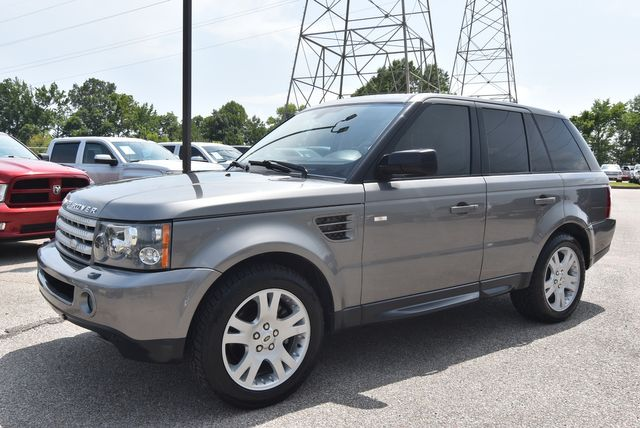 2009 Land Rover Range Rover Sport HSE in Memphis, Tennessee 38128