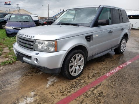 2009 Land Rover Range Rover Sport HSE in New Braunfels