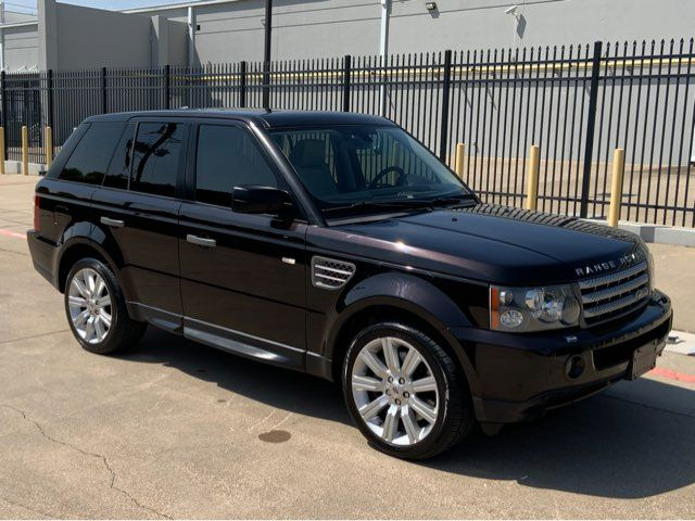 2009 Land Rover Range Rover Sport S/C * 92k Miles * NAVI * Cooler Box * CLEAN CARFAX