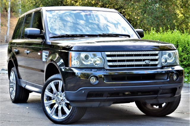 2009 Land Rover Range Rover Sport SC
