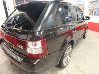 2009 Land Rover Range ROVER SUPERCHARGED SPORT DVD, UNIQUE COLOR, SERVICED! Saint Louis Park, MN 10