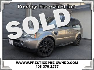 2009 Land Rover RANGER ROVER SPORT in Campbell CA