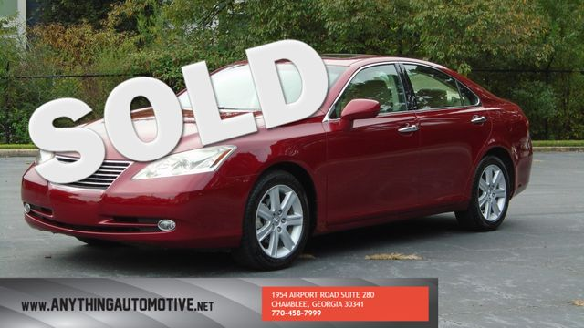 2009 Lexus ES 350 Premium Package Atlanta, Georgia 0