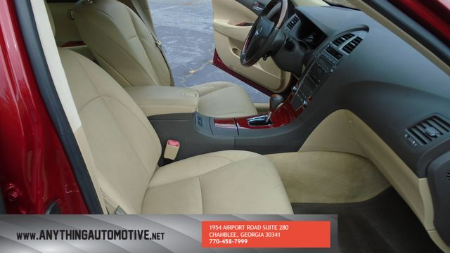 2009 Lexus ES 350 Premium Package Atlanta, Georgia 35