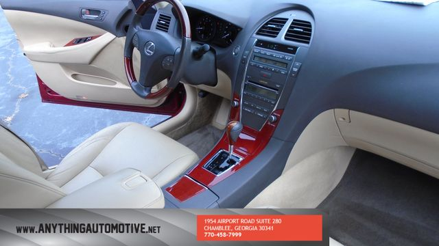 2009 Lexus ES 350 Premium Package Atlanta, Georgia 36