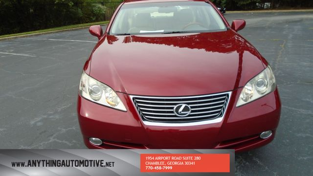 2009 Lexus ES 350 Premium Package Atlanta, Georgia 8
