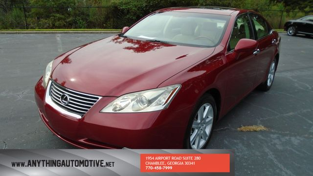 2009 Lexus ES 350 Premium Package Atlanta, Georgia 9